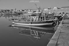Il mare (luigicimino69) Tags: mare biancoenero barche sole estate ombrellone spiaggia nikond700 clubnikon realmonte scaladeiturchi sabbia gabbiani pescatori lenze porto sicilia reti pesca