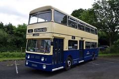 SOE 913H (markkirk85) Tags: wythall bus museum transport buses daimler fleetline park royal west midlands pte new 101969 3913 soe 913h soe913h
