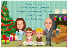 930002 (Osoq.com) Tags: wwwosoqcom invitation card caricature