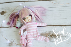 Sneak Peek (✄Frappzilla) Tags: pukifee halloween pkf doll bid fairyland