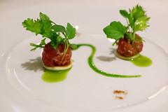 Ristorante I Portici (Premshree Pillai) Tags: bologna italy bolognamar17 iportici dinner dinnerforone michelin tastingmenu ristoranteiportici food