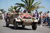 Vehicles, Motorbikes & Re-Enactors - Weymouth 2017 (dorsetbays) Tags: veteransparade weymouthveteransparade veteransparade2017 weymouthveteransparade2017 armedforcesday armedforcesday2017 armedforces armynavyairforcerafbandmilitary bandmilitaryold comrade parade march event weymouth dorset england vehicle car lorry jeep militaryvehicle armouredcar tank bike bicycle motorbike britishlegionmotorbike reenactor