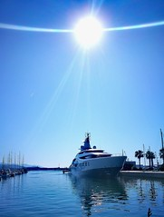 I need vacations...🌎 (carlesbaeza) Tags: barco vaixell boat sea lujo luxury luxe mar yatch yate