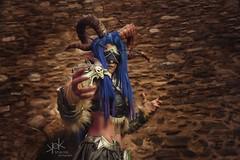 RenePolumorfous' Illidari from World of Warcraft, by SpirosK photography (SpirosK photography) Tags: renepolumorfous illidari cosplay costumeplay photoshoot athens greece kaisariani immitos worldofwarcraft spiroskphotography game videogame videogamecharacter blizzard wow