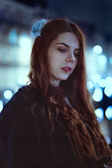 Sophie - Mélyne Volua - Dark City - 2016-59-Edit.jpg (MélyneVolua) Tags: portrait volua sophie barel rennes fashion dark city melyne street style art darkcity melynevolua sophiebarel streetstyleart
