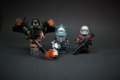 DC Villians (ⒽⓄⓅⒺ) Tags: lego freeze firefly deadshot suicide squad batman dc