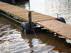 Dock Accessories - Dock Gangway Wheels