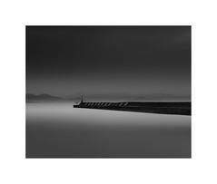 Night Fishing (^soulfly) Tags: longexposure japan canon shigaprefecture nd110 bw simplicity minimal