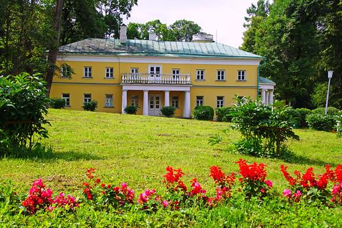 Lenin's datcha, Gorki Leninskiye, Russia