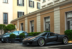 918 Spyder. (David Clemente Photography) Tags: porsche porsche918 porsche918spyder 918 918spyder 918hybrid porsche918hybrid cars supercars hypercars germansupercars mandarinhotel nikonphotography