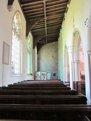 Deerhurst - St Mary (pefkosmad) Tags: deerhurst gloucestershire stmary priorychurchofstmary church placeofworship priory religion churchofengland christianity anglican hallowedground holy england uk englandsthousandbestchurches anglosaxon saxon architecture ancient