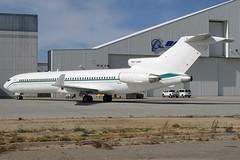 6V-AEF | Boeing 727-2M1A(RE) | Senegal Government (cv880m) Tags: california airliner aviation aircraft jetliner airplane 6vaef boeing 727 722 727200 7272m1 senegal senegalgovernment trijet ttail bizjet vcv victorville southerncalifornialogisticsairport scla