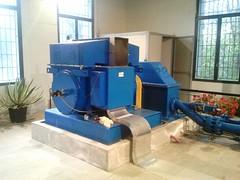 particolare della centralina idroeletrica (2)