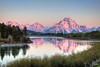 Alpenglow (RH Miller) Tags: rhmiller reedmiller landscape sunrise water mountains oxbowbend grandtetonnationalpark wyoming usa reflection mountmoran