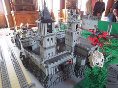IMG_1424 (Festi'briques) Tags: lego exposition exhibition rlug lug ancylefranc ancy castle 2017 festibriques monster fighter monsterfighter chasseurs monstres zombies vampire dracula château horreur horror sang blood