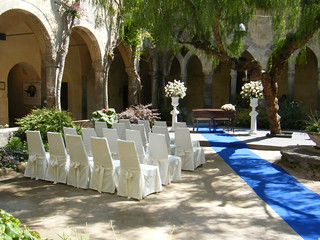 Sorrento - a lovely wedding venue - Chiostro di San Francesco