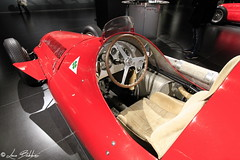 Inside a Vintage Racing Car (Luca Bobbiesi) Tags: car race alfaromeo museum racingcar vintage canoneos7d canonefs1022mmf3545usm
