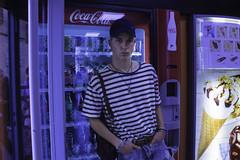 (95Maraa) Tags: friends friend boy pretty bonito neón hvzzse tumblr blue pink peggy sue redandblue