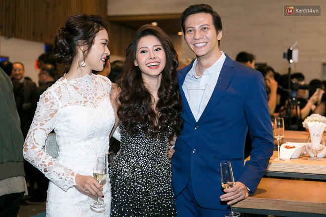 Hậu chia tay, Huỳnh Anh và Hoàng Oanh xuất hiện thân mật, hội ngộ dàn sao khủng trên thảm xanh! - Ảnh 23.