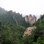 Paredes de la Muralla China de Finestras thumbnail