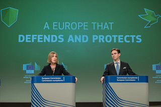 Federica Mogherini's read-out of conclusions of the EC College meeting, June 2017
