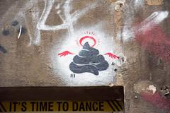 DSC_9879-61 (kytetiger) Tags: berlin scheunenviertel rosenthaler str street art pochoir shit