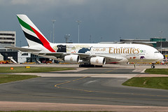 A6-EER Emirates A380 (Centreline Photography) Tags: airport runway plane planes aeroplane aircraft planespotting canon aviation flug flughafen airliner airliners spotting spotters airplanes airplane flight manchester manchesterairport egcc man ringway rvp runway05r centrelinephotography chrishall aviationphotography