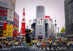 Legomeee at Tokyo (legomeee) Tags: legotravel legography legophotography legoland tokyo miniland