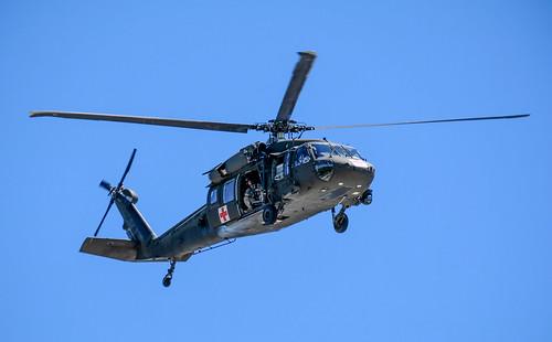 "Sikorsky UH-60Q, aka ""Black Hawk"""