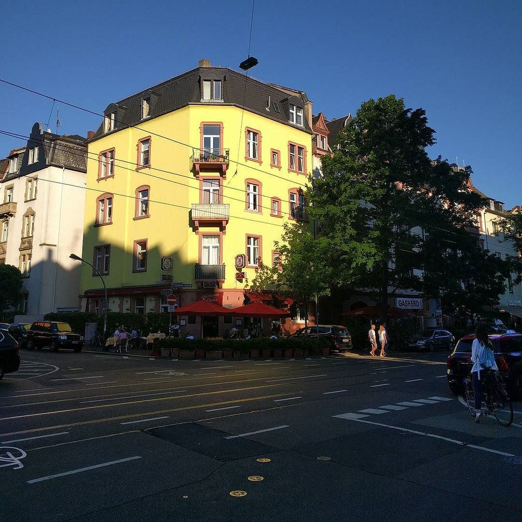 Eckenheimer Landstraße, Frankfurt (2)