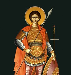Saint Phanourius (Fanourius) Fanurio (CatholicArtist) Tags: san fanurio phanourius phanourios fanourios fanourius catholic orthodox christian martyr soldier warrior greece saint santo martir