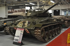 M24 Chaffee (Richard.Crockett 64) Tags: m24 chaffee tank armouredfightingvehicle militaryvehicle cadillac usarmy royaltankregiment britisharmy ww2 worldwartwo bovingtontankmuseum bovington dorset 2017 royalarmouredcorps