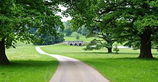 Kedleston Hall parkland