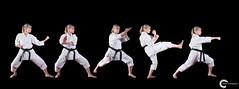 kata Style 3 (clubphotoliffre) Tags: combat fight karate art martial strobist strobisme trigger cactus v4 umbrella studio sony clubphotoliffré