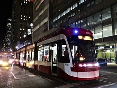 Toronto Transit Commission 4425 (YT | transport photography) Tags: ttc toronto transit commission bombardier flexity outlook streetcar
