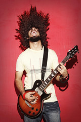 Passionate scream (Aleem zahid khan) Tags: guitar play rock player guitarist scream loud roll redbackground rocker performer artist guy musician young cool male concert singer melody electric fun expression music sound adult studio song electrical band entertainment musical style jazz instrument party man pop metal performance longhair curlyhair expensiveguitar fashionshoot handsome beautifulhair latestfashion headbang aleemzahidkhan stockphoto