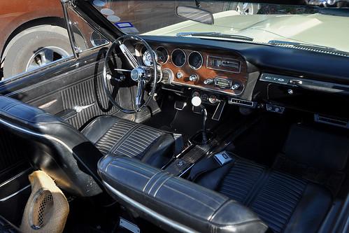 Fredericksburg - GTO Dash
