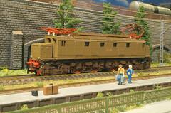 FS E.428 066 - Rivarossi (Stig Baumeyer) Tags: electriclocomotive ellok elektrolokomotive elektrisklokomotiv echelleh0 echelle187 h0 h0skala h0scale 187 scalah0 scala187 h0layout ferromodellismo modelleisenbahn modelljärnväg modelljernbane modelrailway fs ferroviedellostato rivarossi rivarossi187 rivarossih0 e428 fse428