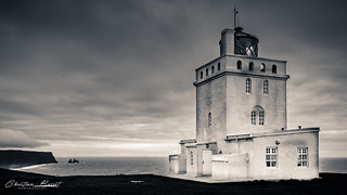 Iceland 2016 - Dyrhólaey Lighthouse