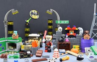 Harley Quinn in Gotham City🌃