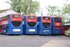 IMGC2998 GSC 1610 1609 1541 1121 Ringwood depot 16 May 17 (Dave58282) Tags: bus gosouthcoast 1610 1609 1541 1121