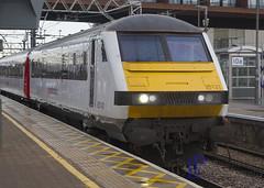 82143 leads 1P26 Liverpool Street to Norwich (hetsc68) Tags: 2017 may 27052017 london england stratford railways trains aga abelliogreateranglia dvt drivingvantrailers 82143