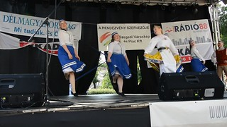 Folk dance group from Lithuania