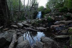 Santa Fe waterfall (Hachimaki123) Tags: paisaje landscape parcnaturaldelmontseny montseny santafe santafedelmontseny water waterfall cascada agua
