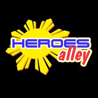 heroes alley