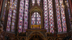 Sainte-Chapelle, tabernacle