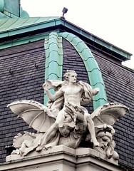 - (txmx 2) Tags: hamburg theatre deutschesschauspielhaus roof allegorie architecture facade bauschmuck architecturalsculpture whitetagsrobottags whitetagsspamtags