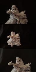 Pieta by ob猫~ (Nikita Vasiliev) Tags: origami origamiart paper paperart pieta ob猫~ jesuschrist maria bible resurrection blood