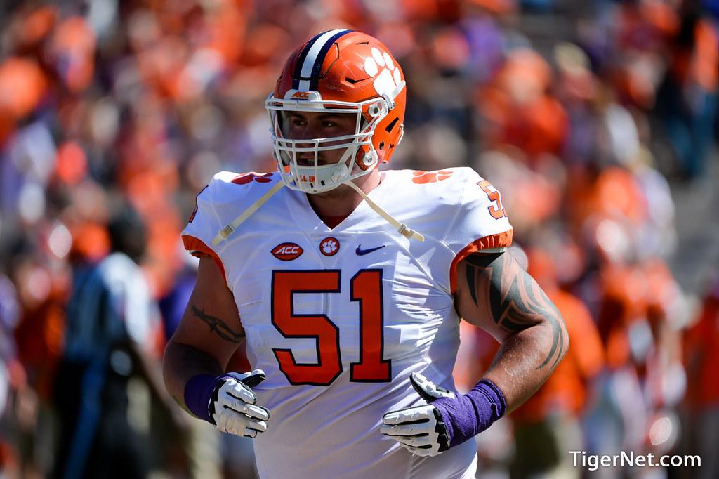Clemson Photos: Taylor  Hearn, 2017, Football, orangeandwhitegame, springgame
