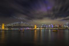 Sydney (satochappy) Tags: sydney sydneyharbour bluespoint lavenderbay vividsydney sydneyharbourbridge sydneyoperahouse